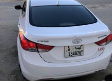 Used condition Hyundai Elantra 2012 with 90,000 - 99,999 km mileage