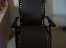 كرسي ريلاكس قابل للطي