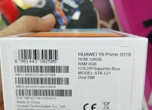 جديد huawei y9 prime 2019 للبيع