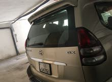 Automatic Gold Toyota 2007 for sale