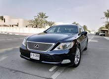 FULL OPTION LEXUS LS 460
