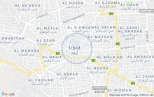 شقه للبيع مساحه 140م ط3 فني مصعد قرب دوار الشهداء