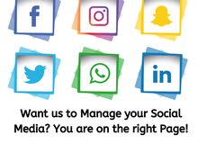Social Media Manager Available