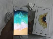 ايفون 6s للبيع او للبدل مع (Huawei honor 8x or nova3)