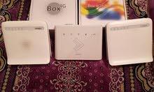 routeur WiFi inwi 4G LTE plus