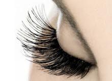 Eyelashes expert (Lady)