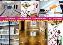 Express Cleaning & Pest Control Service  1- General Cleaning House & Building Ap