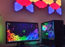 Gaming PC i7 9700F/GTX 1070 8gb/16gb rgb ram/240gb ssd/3tb hdd