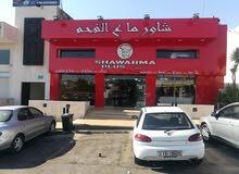 مطعم للبيع في القويسمه