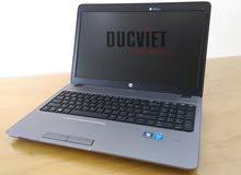 HP PROBOOK 450 G1 CORE I5 جيل رابع هارد :500 جيجا