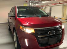 FORD EDGE 2013 SPORT Edition V6 3.7L