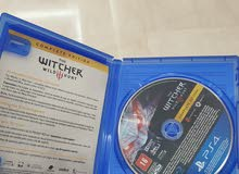 Ps4 Cd: The WlTCHER WILD