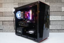 Tuf plus gaming Chipset with  viewsonic Full HD Gaming Monitor LED Wide Screen