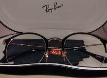نظارات Rayban جديده