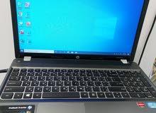 لابتوب HP   كور i7   بحاله ممتازه