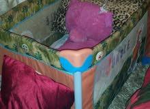 سرير اطفال مستعمل