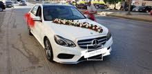 مرسيدس E200 2016 للاعراس والمناسبات