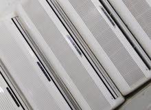 بيع جميع انواع المكيفات الا سبليت والشباك مع التركيب والتوصيل مع الضمان الكافي 0
