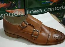 أحذية إيطالي رجالي عدة موديلات ونمر مختلفة.