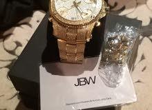ساعة JBW جت ستيليرللرجال 234 الماسه
