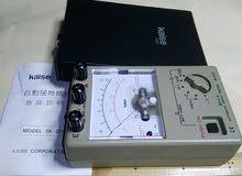 جهاز أتوماتيكي لقياس واختبار التأريض . ياباني