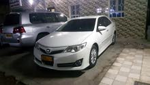 White Toyota Camry 2013 for sale