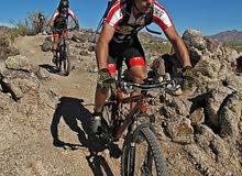 البيع او للبدل مع هاتف نوع جلاكسي ايفون دراجه هوائية ماركه أمريكية جبلية
