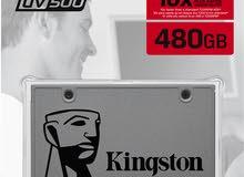 كينغستون 480 جيجابايت إس إس دي هارد ديسك Kingston SUV500/480G SSD UV500