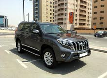 Toyota Prado is in excellent condition and everything in it is perfect