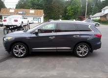 Used condition Infiniti QX60 2014 with 100,000 - 109,999 km mileage