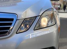 مرسيدس بنز E350 موديل 2010 امريكي بدون حوادث