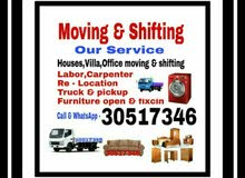 Moving,Shifting & Packing Service  Detail= Call/whatsapp-30517346  We have expa