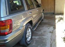 Used condition Jeep Grand Cherokee 2000 with 1 - 9,999 km mileage