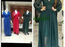 ارقي الموديالات  من الفساتين