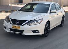 Nissan Altima car for sale 2016 in Saham city