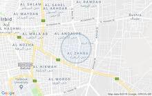 اربد - الحي الشرقي - غرب دوار الشهداء ب 100م