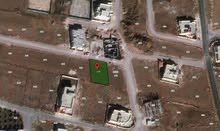 قطعة أرض للبيع مستوية في اربد بحي راقي