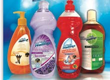 بالجمله للبيع منظفات صناعيه منتجات عمانيه بجوده عالية