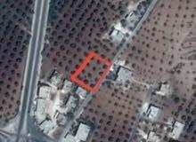 قطعة ارض دونم  للبيع بجانب دوار حريما مقابل مدرسة حريما
