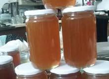 لدينا عسل طبيعي 100% سارع قبل نفاذ الكمية للجادين فقط