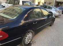 Mercedes Benz E 240 car for sale 2003 in Farwaniya city