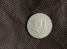 عملة نادرة بيسو 1996