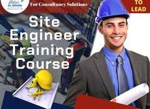 دورة تدريبية لاعداد مهندس موقع