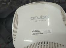 اكسس اوروبا aruba 2.4GHz & 5 GHz