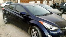 Automatic Blue Hyundai 2013 for sale