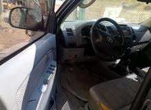 2007 Used Hilux with Manual transmission is available for sale
