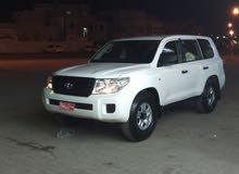 Gasoline Fuel/Power car for rent - Toyota Land Cruiser 2014