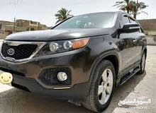 Gasoline Fuel/Power   Kia Sorento 2011
