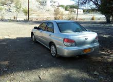 Subaru Impreza car for sale 2007 in Al Mudaibi city