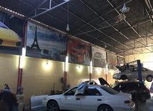 ورشة سيارات متكاملة للبيع في الشارقة